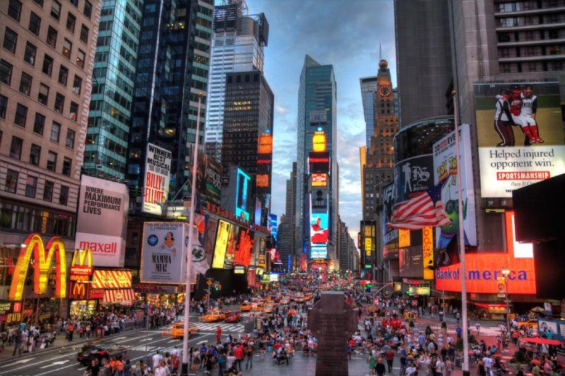 4* New York Break