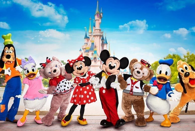 35% off Hotel and Park Tickets for Disney
