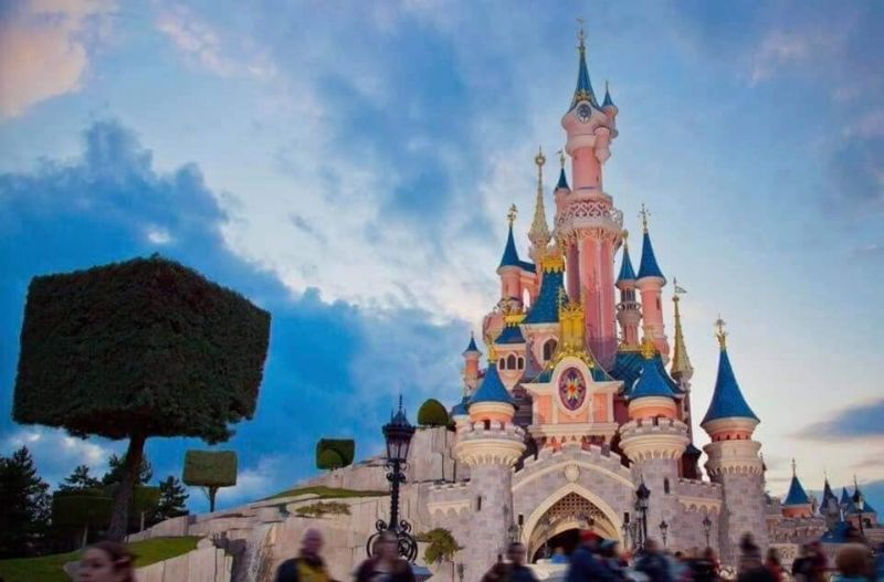 Experience Disneyland Paris in the new year