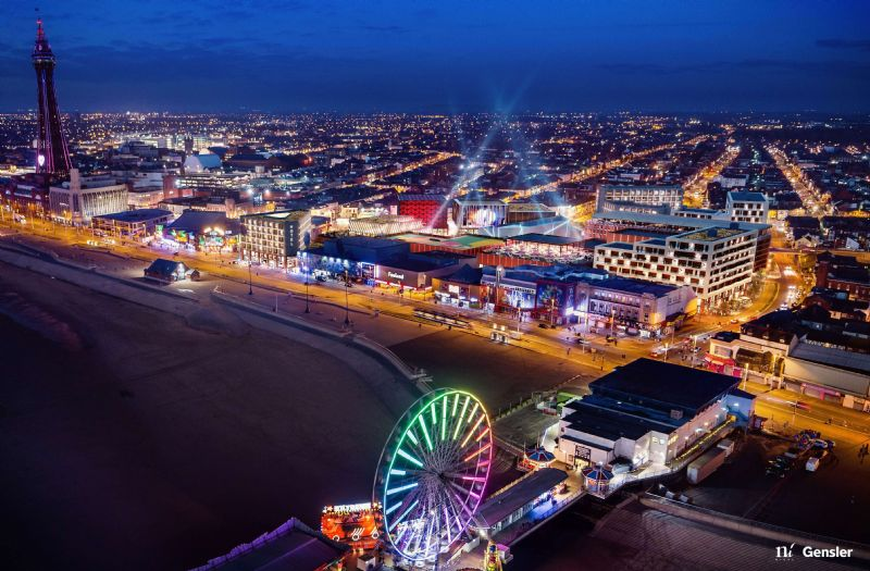 Blackpool and the fabulous Elgin Hotel