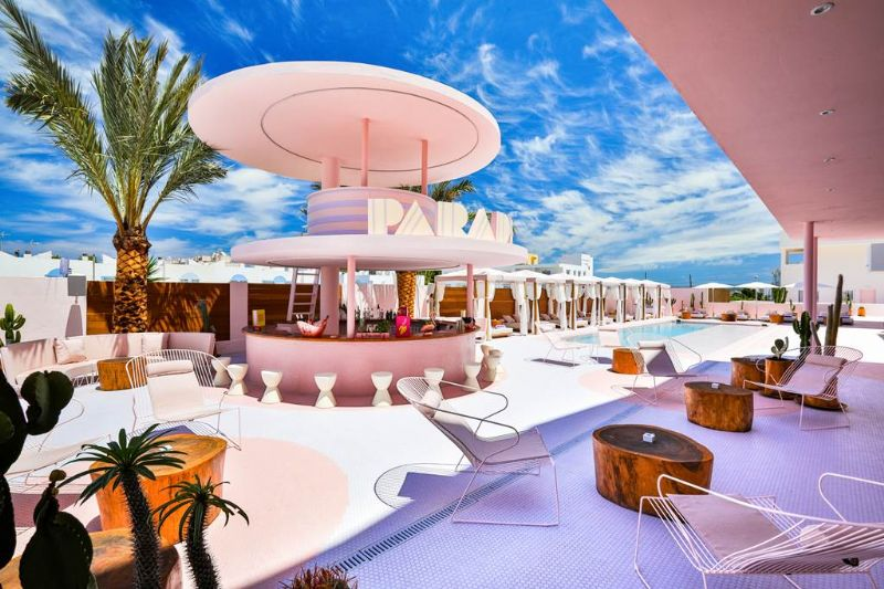 4* Pink Hotel Ibiza