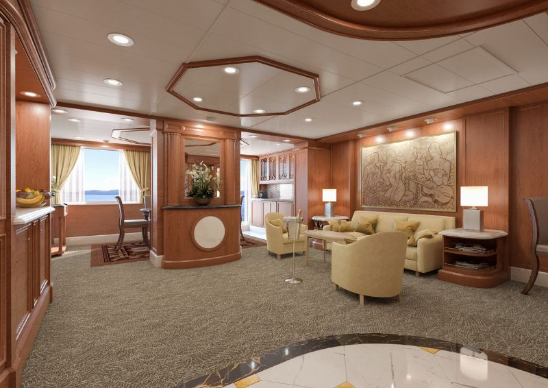 Baltic Explorer with Cunard Line