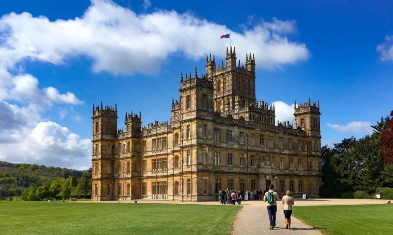 Downton Abbey, Royal Windsor & Amazing Kew Gardens