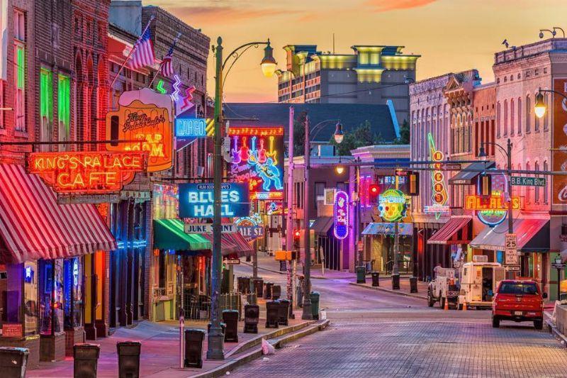 Nashville, Memphis & Las Vegas