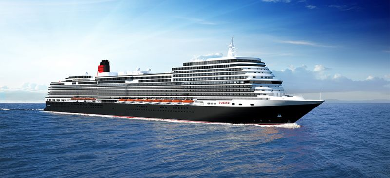 World-renowned designer appointed Creative Director of new Cunard ship