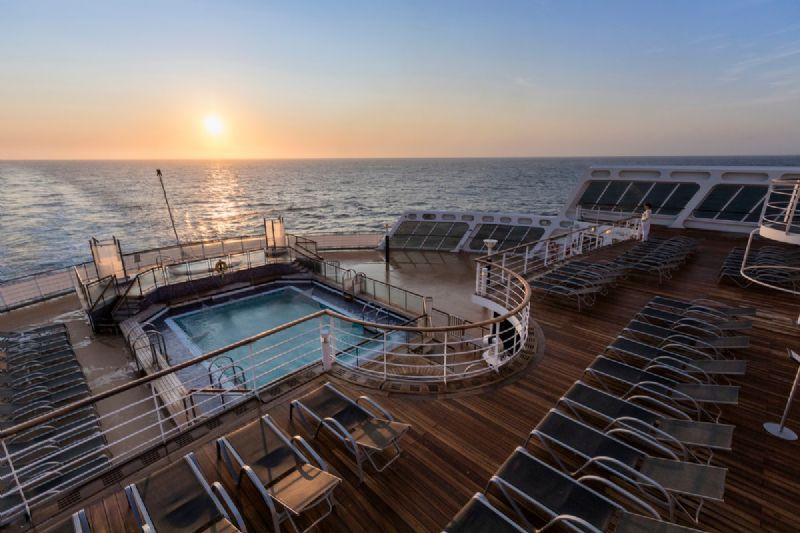 China & Korea with Cunard Line