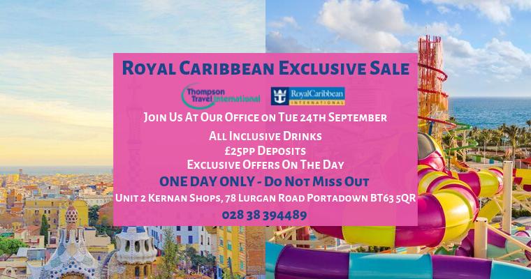 Royal Caribbean Office Day