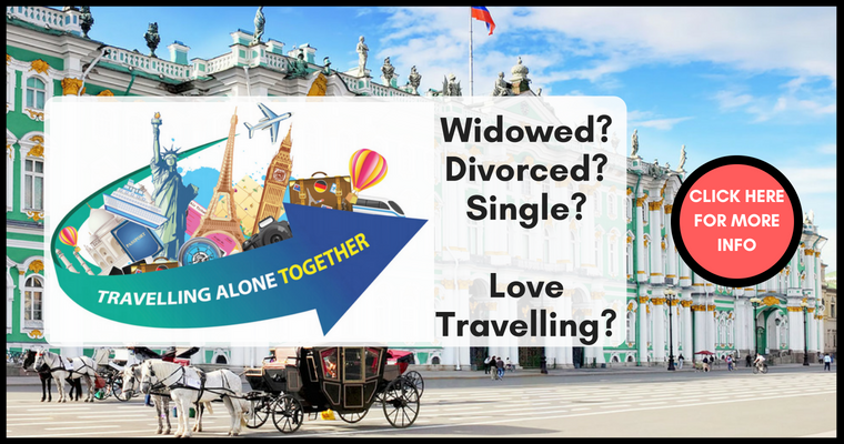 Travelling Alone Together Banner